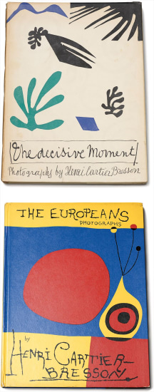 The Decisive Moment, 1952; The Europeans, 1955