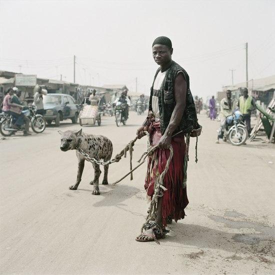 Mallam Mantari Lamal with Mainasara, Nigeria from The Hyena and Other Men