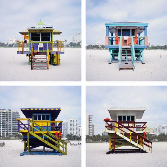 Lifeguard Houses