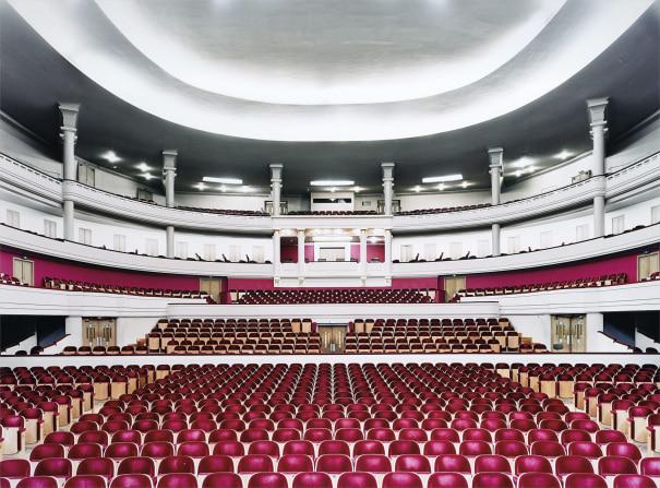 Palais des Beaux-Arts, Bruxelles III