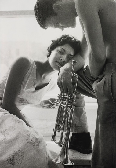 Halima and Chet Baker, Redondo Beach