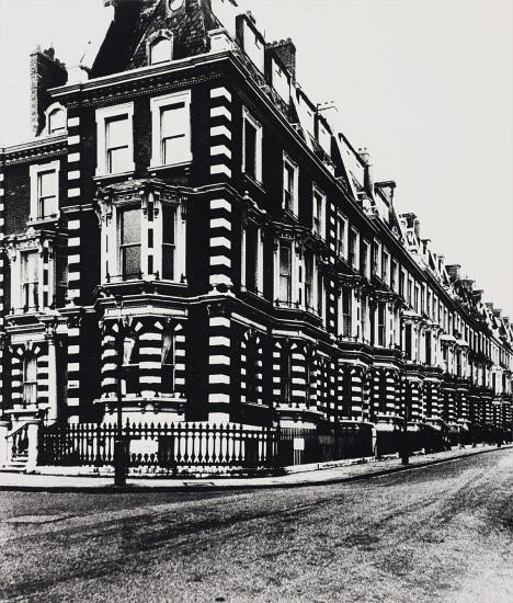 Hornton Street, Campden Hill, London