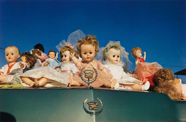 Untitled (Baby Doll Cadillac)