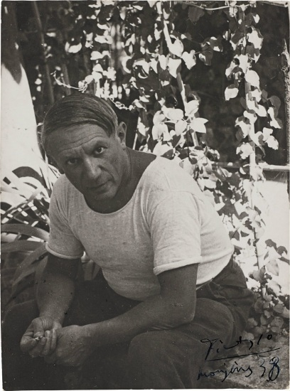Dora Maar - Pablo Picasso, 1938 | Phillips