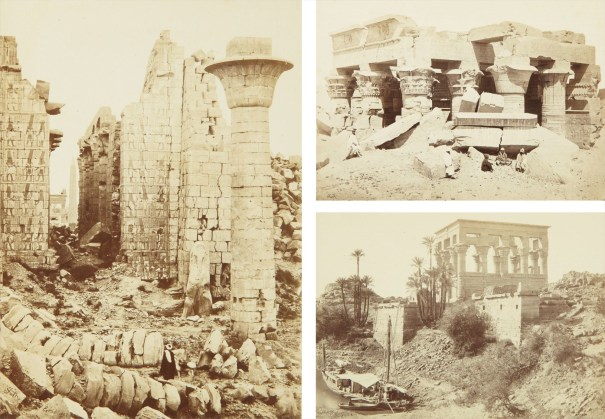 Francis Frith - Selected Images of Egypt, Palestine and