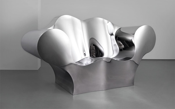 Excellent Ron Arad Big Easy Volume 2 For 2 Sofa Circa 1989 Phillips Bralicious Painted Fabric Chair Ideas Braliciousco