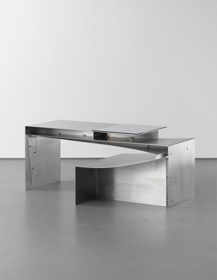 Prototype 'Longevity' desk