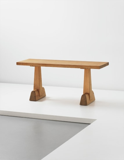 Dining table, from the 'Utö' series