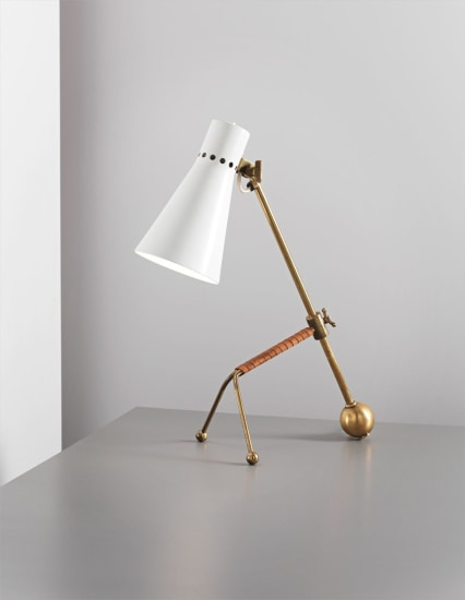 Adjustable table lamp, model no. K11-16