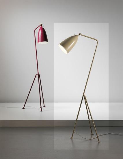 'Grasshopper' standard lamp, model no. 831
