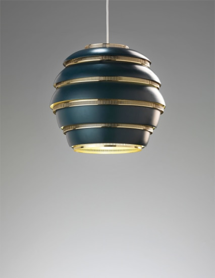'Beehive' ceiling light, model no. A 331