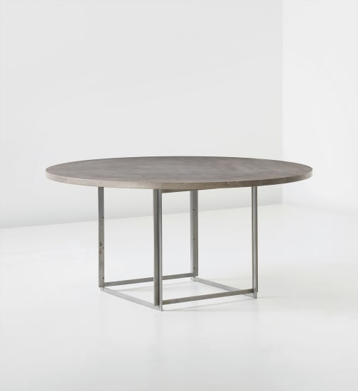 Dining table, model no. PK 54