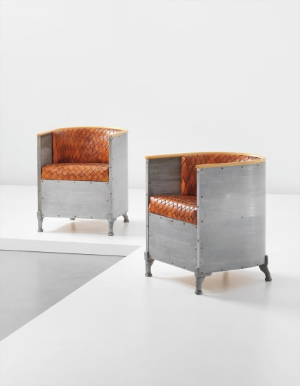 Pair of 'Fåtölj' chairs