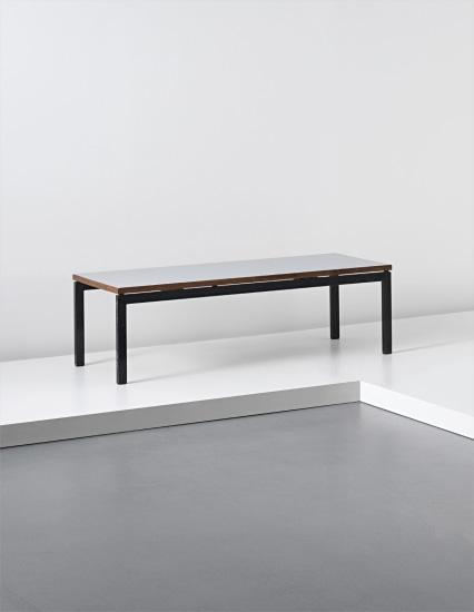 Low table, designed for Cité Cansado, Mauritania