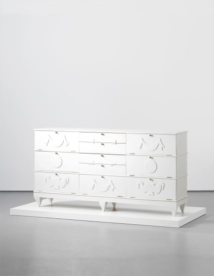 Rare sideboard, from the 'I Rustici' series