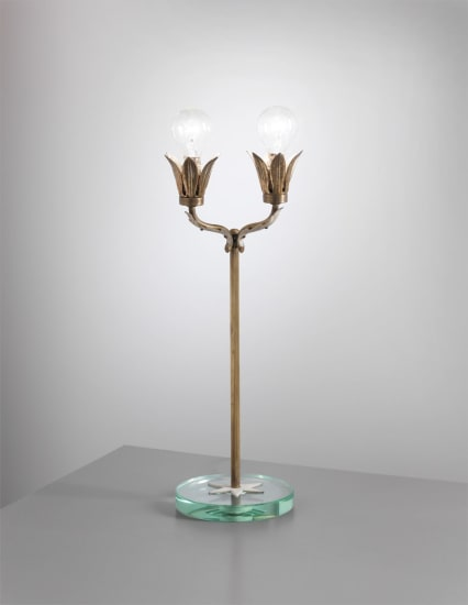 Early table lamp