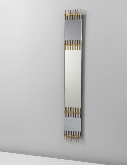 Rare large mirror