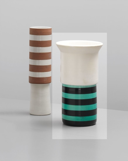 Vase, model no. 916, from the 'Ceramiche' series