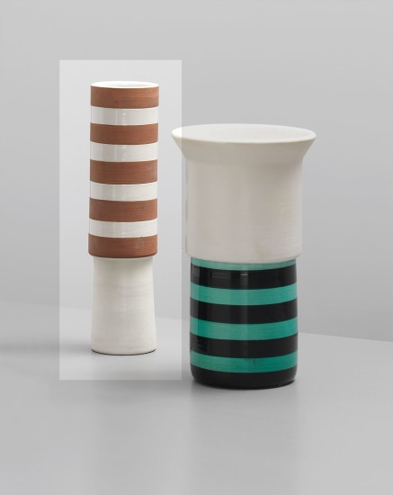 Vase, model no. 176, from the 'Ceramiche' series