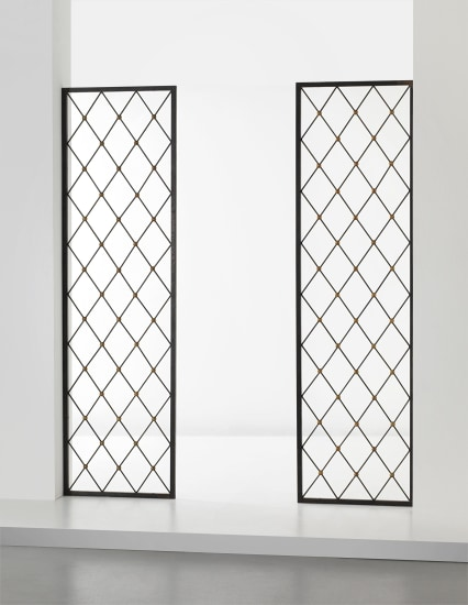Pair of 'Tour Eiffel' room dividers