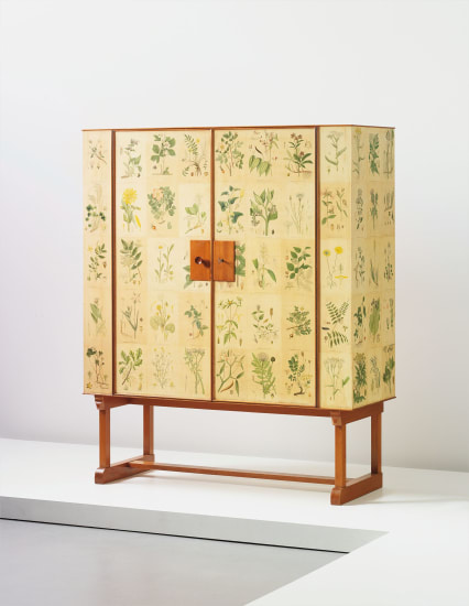 'Flora' cabinet, model no. 852