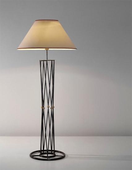 'Mirabeau' standard lamp