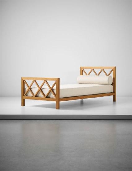'Croisillon' bed