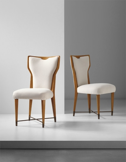 Pair of rare chairs