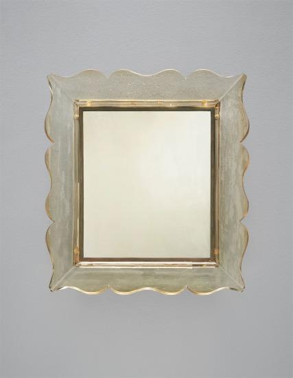Rare mirror, model no. 77