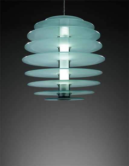 Early ceiling light