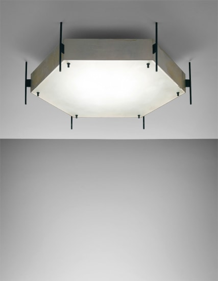Rare ceiling light, model no. 12712