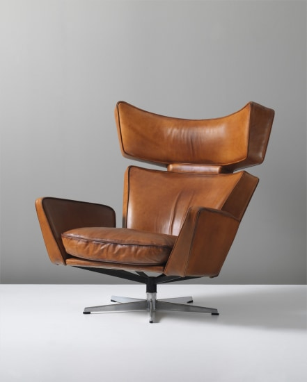 'The Ox' lounge chair