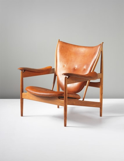 'Chieftain' armchair