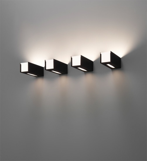 Gino Sarfatti Set Of Four Wall Lights