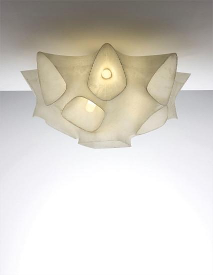 'Bird's Nest' chandelier, designed for the National Stadium for the Olympic Games, Beijing