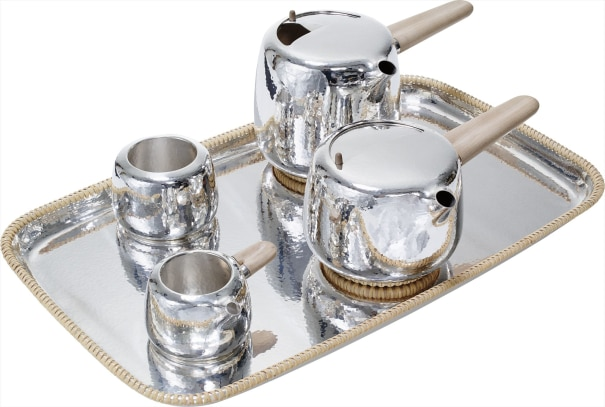 Unique tea and coffee service