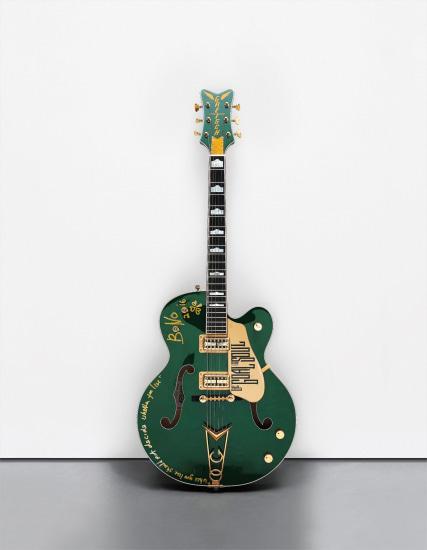 'Irish Falcon' guitar, model no. G61361