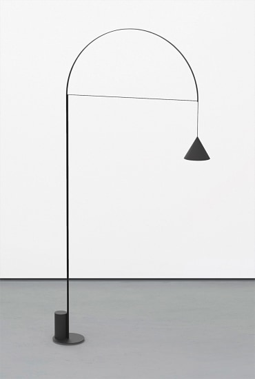 Unique 'String Light' standard lamp