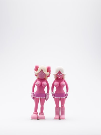 THE TWINS (PINK)