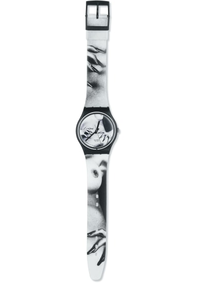 Swatch watch auction