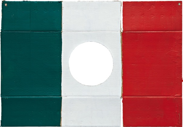 Untitled (from the flag series)