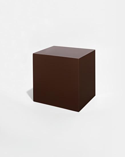 Untitled (Brown Block)