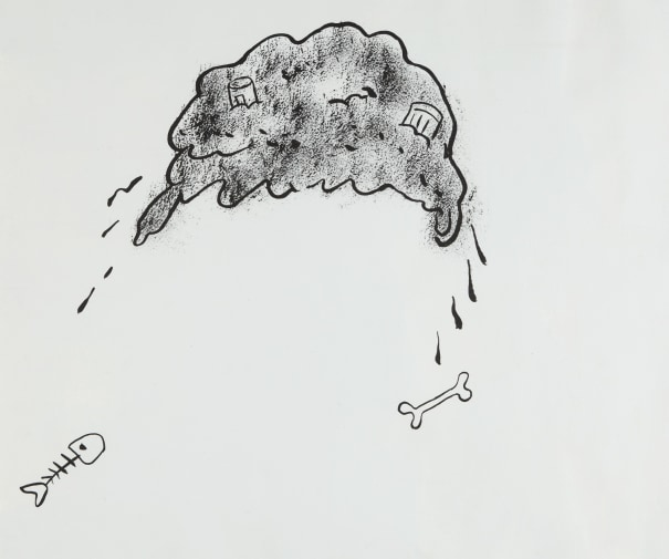 Garbage Drawing #29