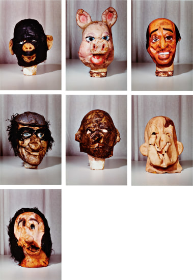Masks (Small) from the Propo series