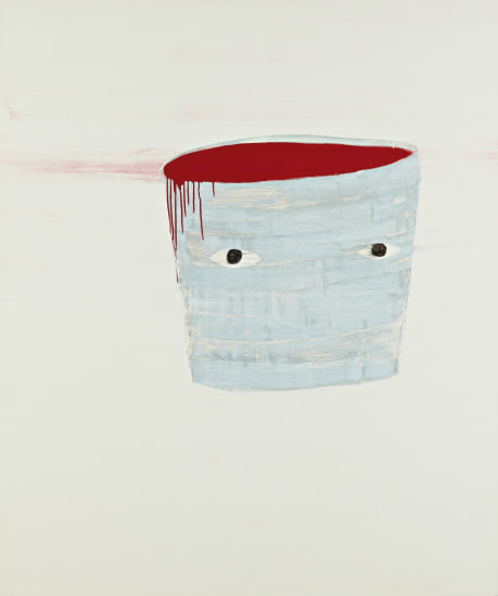 Untitled (Bucket of Blood)