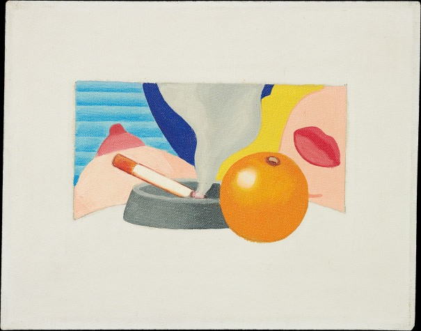 TOM WESSELMANN Study for Bedroom Painting #2, 1967