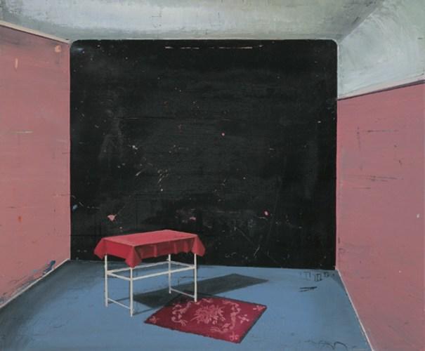 Contemporary Art Part I 16 Nov 2006  7pmNew YorkMatthias Weischer Detail