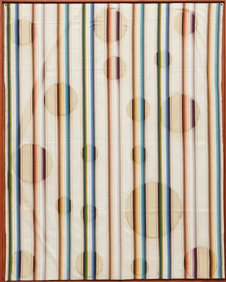 SAM FALLS Untitled (Pattern), 2013