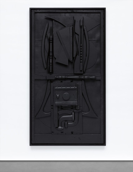 LOUISE NEVELSON Untitled, 1976-78