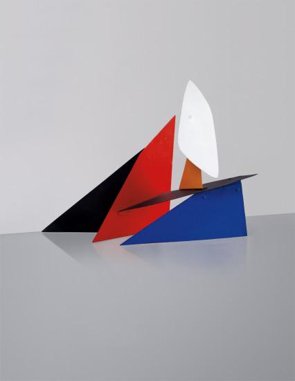 Multicolor stabile (Maquette)